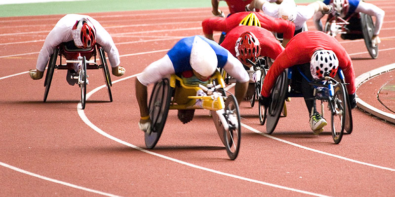 Adaptive athletics programs across the U.S. are preparing to send some of their students and alumni to the upcoming Paralympics games.