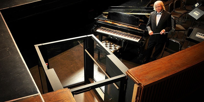 Ascension wheelchair lifts are a great accessibility solution to use within performing arts centers.