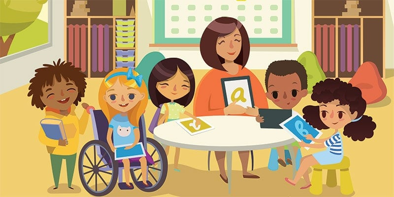Ascension's created a 3-step guide to creating an accessible classroom and promoting an effective learning environment for all students.