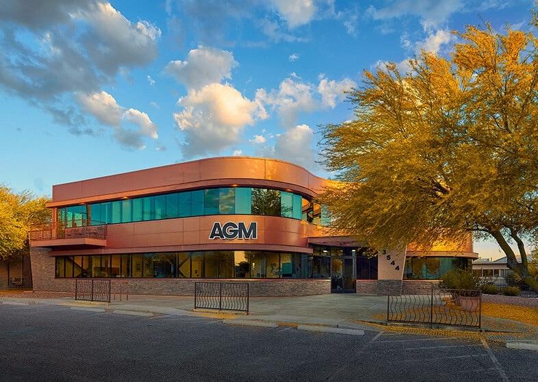 AGM Container Controls Inc Exterior Building, Tucson, AZ