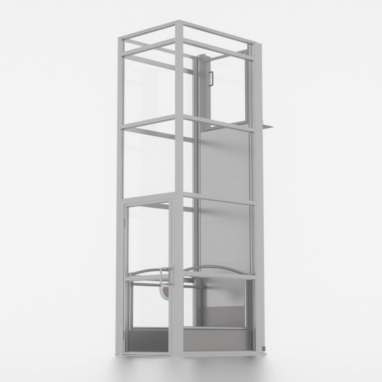 The Ascension Clarity Wheelchair Lift