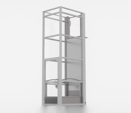 Ascension Clarity Wheelchair Lift