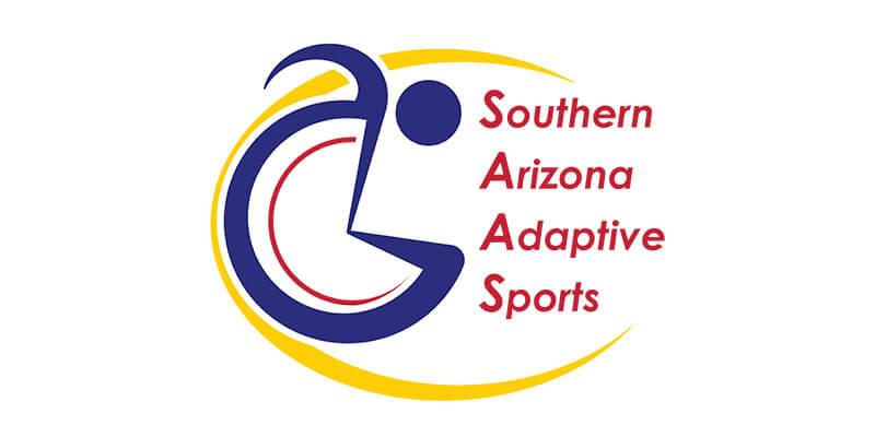 Southern Arizona Adaptive Sports Logo