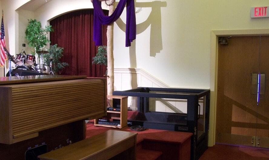 Ascension Virtuoso Church Interior
